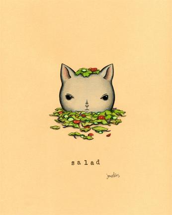 SaladCatblog